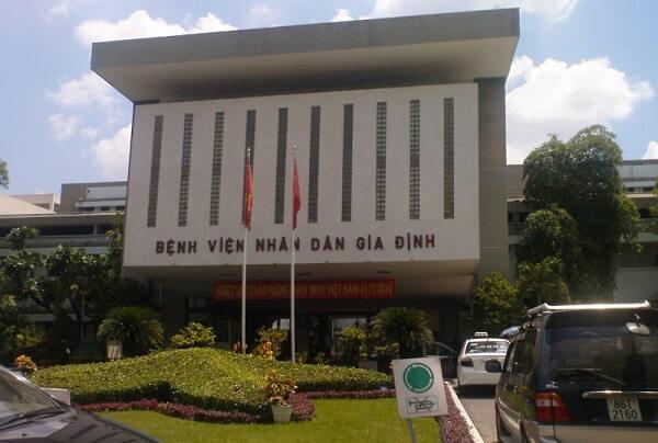 Khoa Nội tiêu hoá - Bệnh viện nhân dân Gia Định