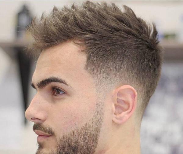 Không chỉ gọn gàng, đẹp mà kiểu tóc này còn rất dễ chăm sóc và tạo kiểu