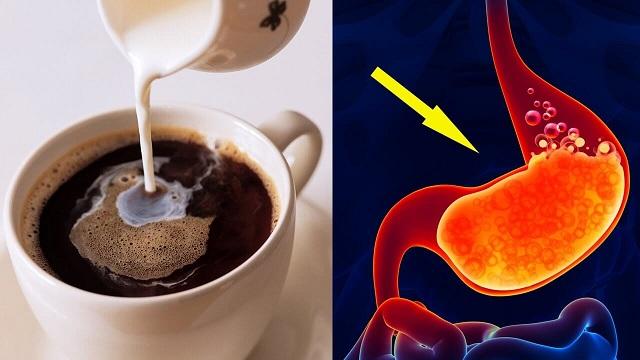 Người bị bệnh đau dạ dày có uống được cà phê không hình 1