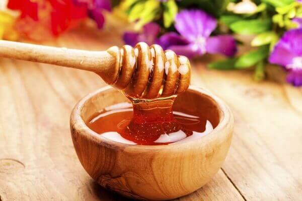 Mật ong có tác dụng giúp tăng sức đề kháng cho cơ thể