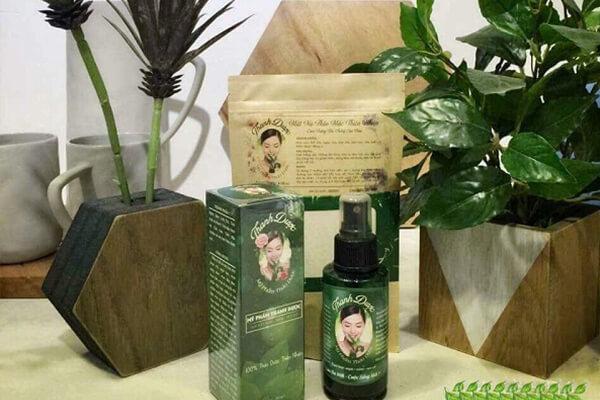 Mỹ phẩm Sắc mộc hương có tốt không, trị mụn hiệu quả không?
