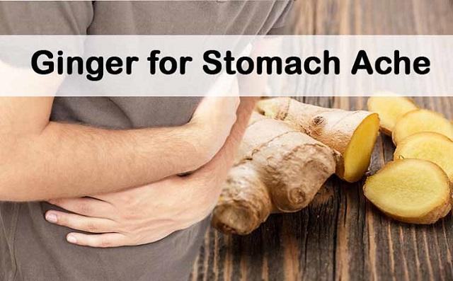 Nên hay không sử dụng gừng khi bị đau dạ dày
