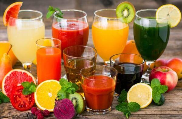 Trái cây hay một số loại nước ép - Người bị đau dạ dày không nên ăn gì ?