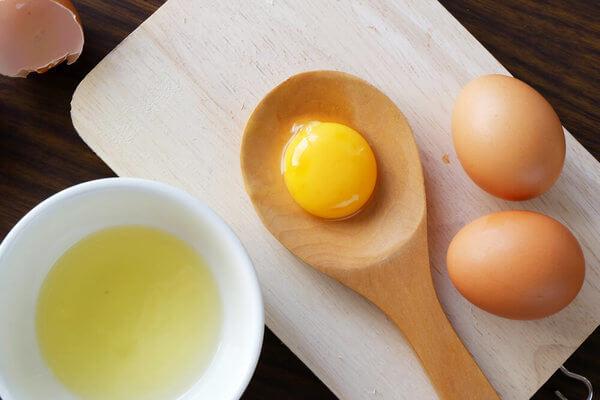 Trứng chưa chín hay là quá chín