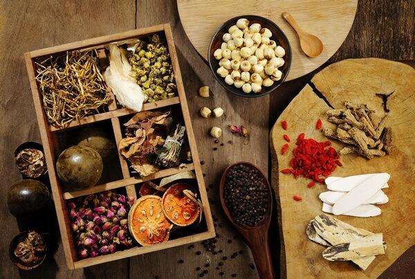Dùng thuốc đông y trong điều trị đau dạ dày