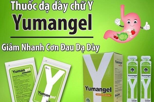 Thuốc chữa bệnh dạ dày chữ Y (thuốc Yumangel) có tốt không?