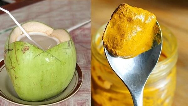 Cách chữa bệnh đau dạ dày bằng nước dừa riêng cho bà bầu
