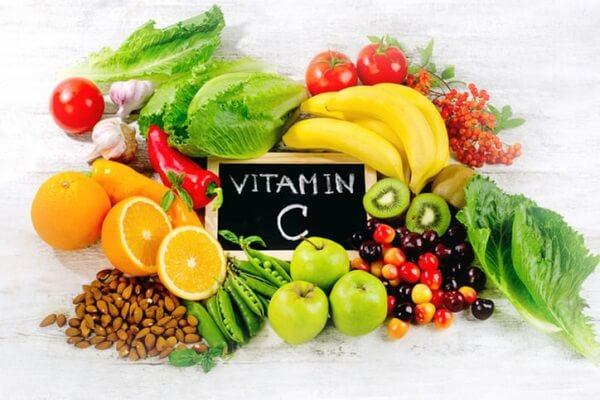 Sự cần thiết của vitamin C đối với cơ thể
