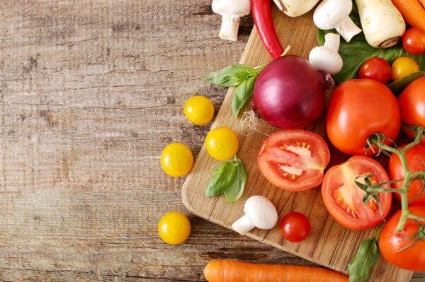 Người đau dạ dày nên ăn gì vào buổi sáng: Rau củ quả có ít chất xơ