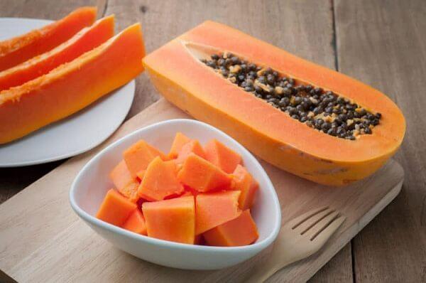 Người bị đau dạ dày nên ăn hoa quả gì: có nên ăn đu đủ