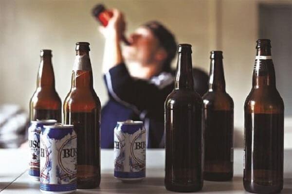 Rượu sau khi sử dụng, được hấp thụ ở tất cả những đoạn của ống tiêu hóa