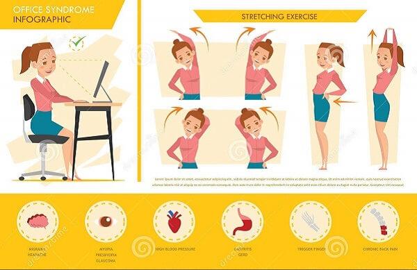 Tích cực tập luyện, vận động để nâng cao sức khỏe