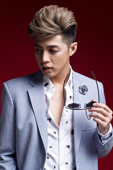 Kiểu tóc Noo Phước Thịnh