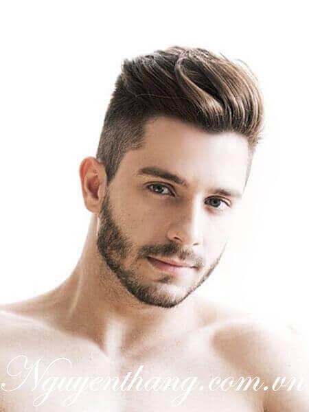 Kiểu tóc undercut