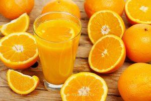 Mỗi ngày uống nước cam lúc nào tốt nhất