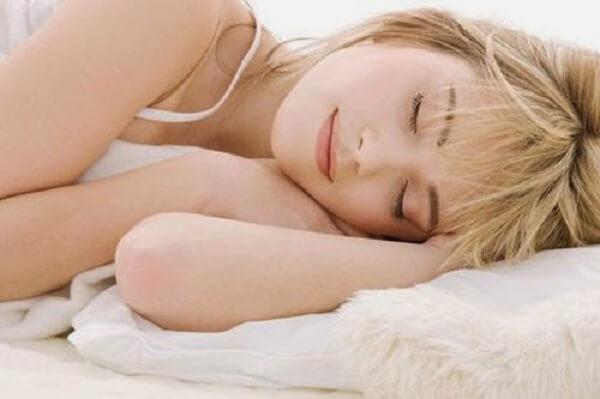 Để điều trị tận gốc hội chứng người bệnh cần ngủ đủ giấc và có chế độ sinh hoạt hợp lý.
