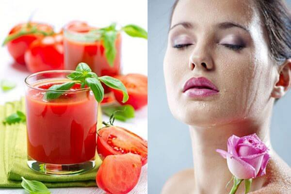 14 tác dụng của cà chua đối với da mặt bạn nên biết