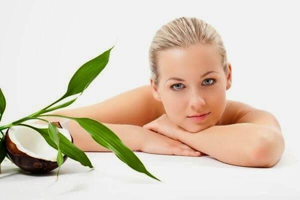 Tác dụng của dầu dừa với da mặt, tác dụng của dầu dừa với da, tác dụng của dầu dừa với tóc