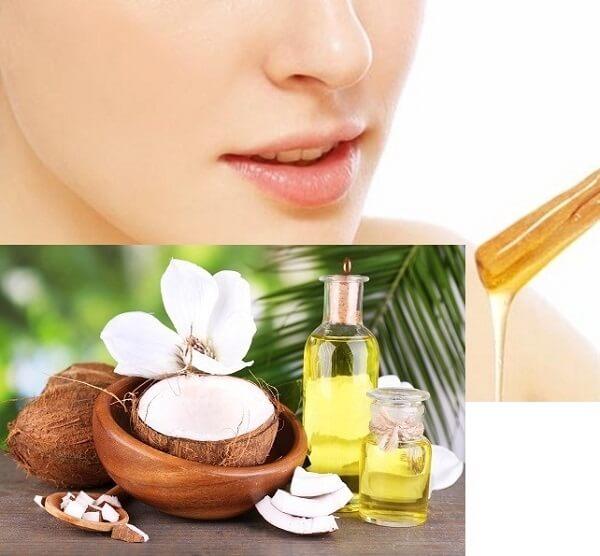 Tác dụng của dầu dừa với môi, dầu dừa dưỡng môi có tốt không?