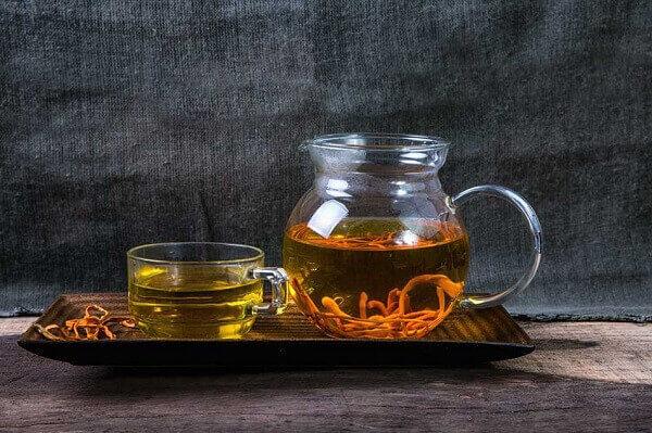 Tác dụng của đông trùng hạ thảo ngâm mật ong
