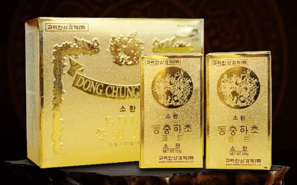 Giá cả của đông trùng hạ thảo Trung Quốc hợp lý và sử dụng dễ dàng