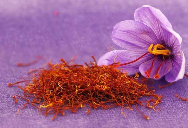 Tác dụng nhuỵ hoa nghệ tây (Saffron) gồm những gì?