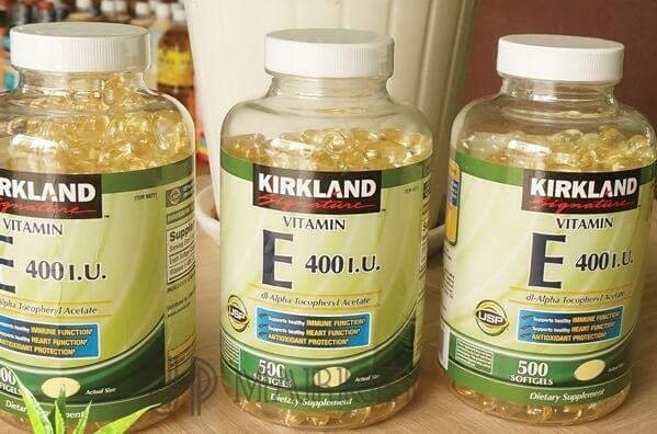Tác dụng của vitamin e 400 với phụ nữ, với da mặt, đẹp da tóc, tác dụng của vitamin e bôi mặt, đối với phụ nữ
