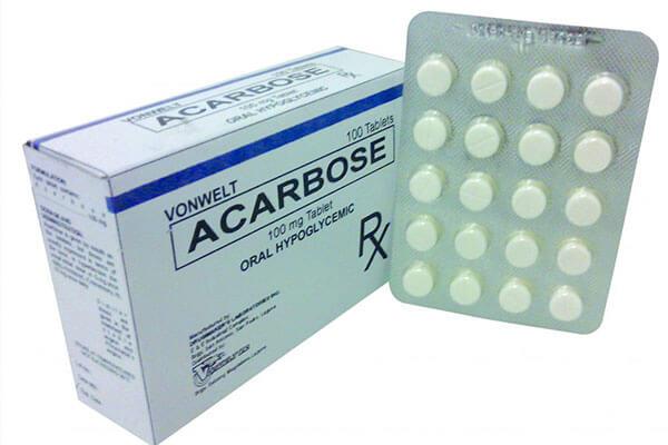 [Wiki Thuốc] Thuốc Acarbose chữa bệnh tiểu đường