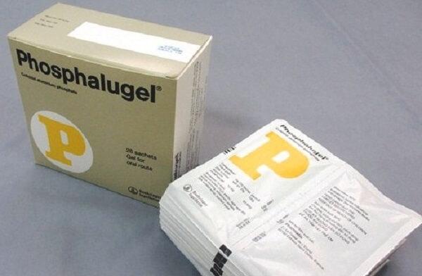 thuốc đau dạ dày chữ P còn được khuyên dùng trong những trường hợp bị ngộ độc acide