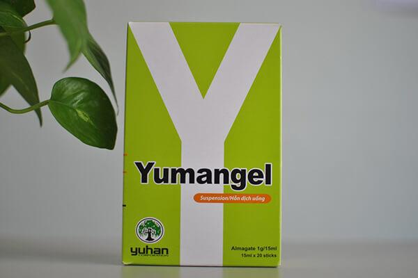 Thuốc đau dạ dày chữ y (yumangel) giá bao nhiêu, có tốt không