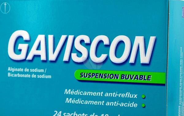 Gaviscon không được gọi là thuốc, mà chỉ là một loại thực phẩm chức năng