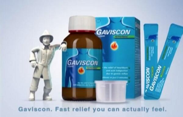 Giá thuốc trào ngược dạ dày Gaviscon