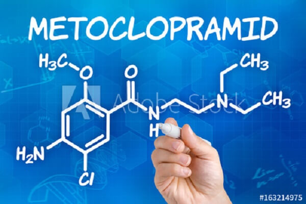 Nhóm thuốc có thành phần Metoclopramid