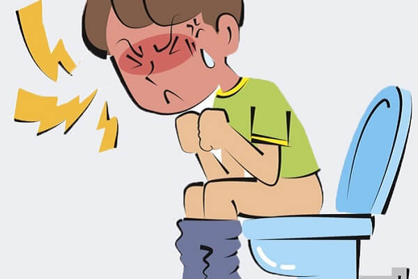 Thay đổi thói quen đại tiện - Triệu chứng đau dạ dày. Biểu hiệu, nguyên nhân đau dạ dày