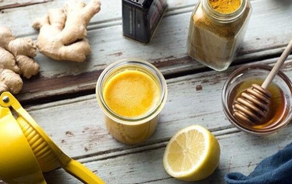 Các bài thuốc chữa ung thư dạ dày từ nghệ mật ong chanh tươi