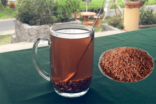 Uống nước gạo lứt rang có tác dụng gì với sức khỏe, làm đẹp?