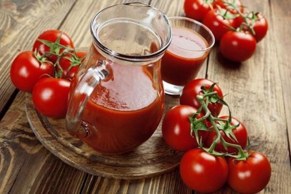 Uống sinh tố cà chua có tác dụng gì, có mập không?