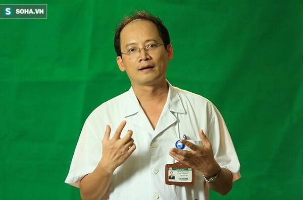 TS Vũ Trường Khanh - trưởng khoa Tiêu hoá, Bệnh viện Bạch Mai