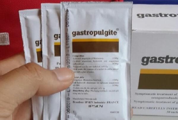 Gastropulgite - Thuốc điều trị viêm hang vị dạ dày hiệu quả