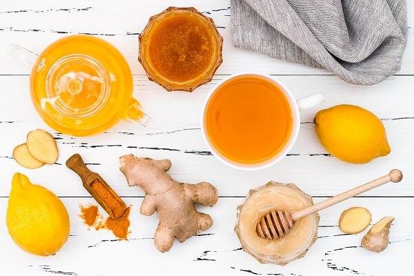 Viên nghệ mật ong tác dụng chữa trị bệnh đau dạ dày