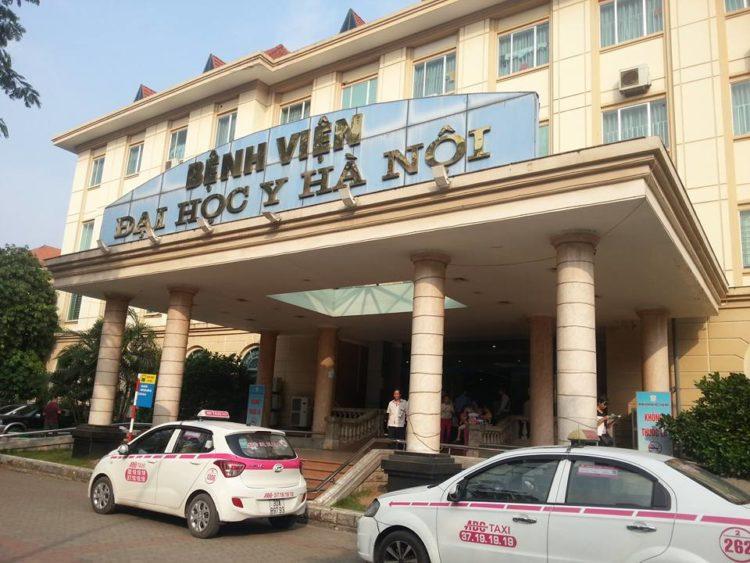 Lịch khám Bệnh viện Đại học Y Hà Nội 13