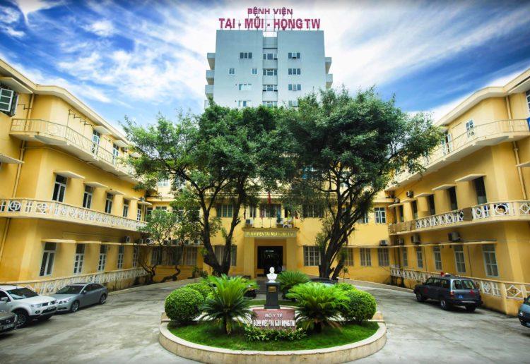 Kinh nghiệm đi khám tại Bệnh viện Tai Mũi Họng Trung Ương 12
