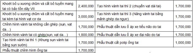 Thông tin cơ bản khi đi khám tại Bệnh viện Tai Mũi Họng Trung ương