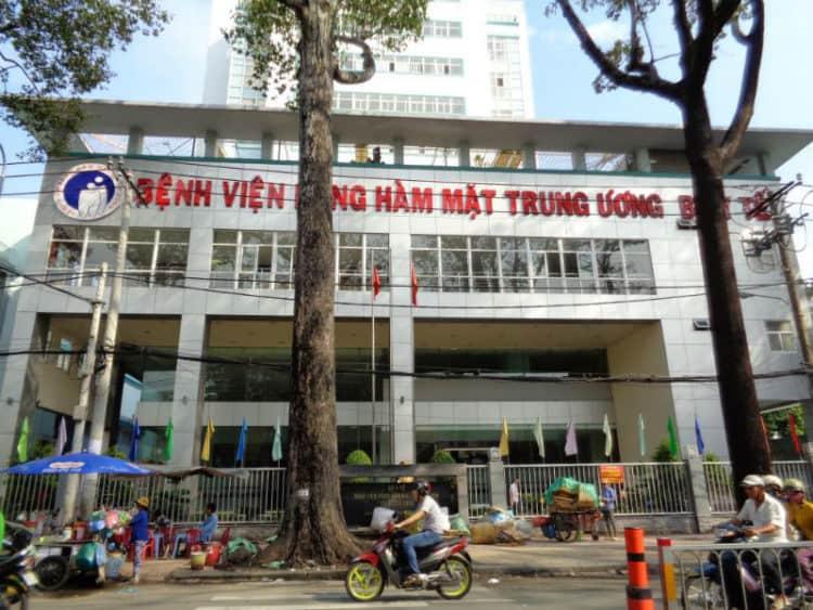 Bệnh viện Răng hàm mặt Trung Ương Tphcm Bảng giá chi tiết 2018