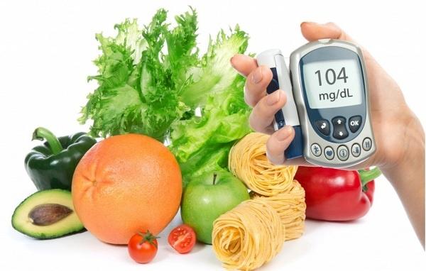 Ăn uống lành mạnh là một cách hiệu quả để quản lý bệnh đái tháo đường