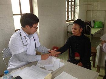 Bác sĩNguyễn Tiến Thành - Phạm Ngũ Lão (Thạc sĩ) -bệnh việnDa liễu Trung ương