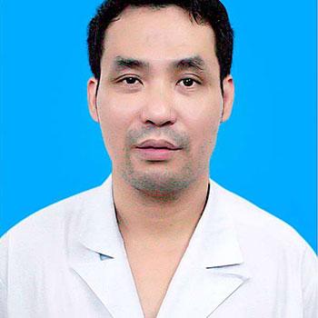 Bác sĩ Vũ Mạnh Hùng(Tiến sĩ) -Phó Giám đốc bệnh viện Da liễu Hà Nội