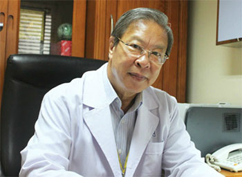 Bác sĩ chuyên khoa Tim Mạch Đặng Vạn Phước