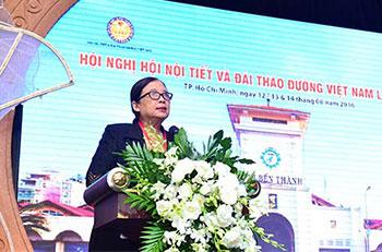 Bác sĩ Nguyễn Thy Khuê (Giáo sư – Tiến sĩ) - Đại học Y dược Tphcm
