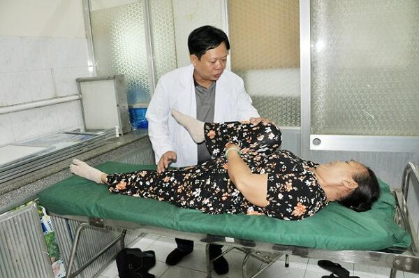 Bác sĩ chuyên khoa Cơ Xương Khớp Phan Vương Huy Đổng